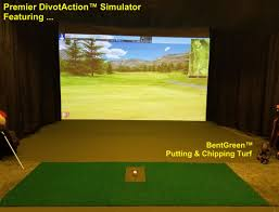bentgreen practice greens custom design golf