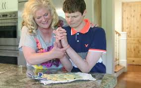 puyallup mom finds meaning in caring for disabled son the news