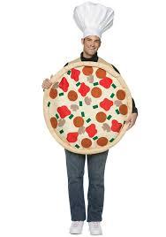 amazon com rasta imposta unisex pizza pie costume one size