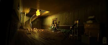monster house com aaron becker monster house