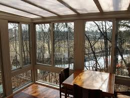 Sunroom Roof Insulated Clear Roofs