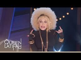 Dolly Parton Meme - dolly parton raps on the queen latifah show white people dancing