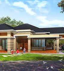 Luxury Style House Plans  Square Foot Home  Story - 1 story home designs