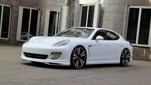 Porsche Panamera Edition - porsche panamera white storm edition by anderson germany