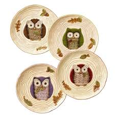 28 cute owl theme home decor for your dinning area home designing
