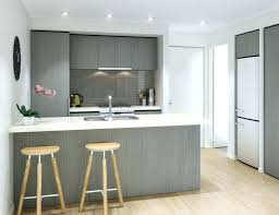 Slab Kitchen Cabinet Doors Slab Front Kitchen Cabinets Image For Flat Front Kitchen