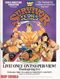 thanksgiving 1993 rewriting 1993 part 4 of 4 survivor series wrestlezone forums