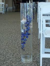 Blue Flower Vases Blue Flowers Submerged In A Vase Bella Donna Blue Delphini U2026 Flickr