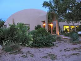 stout residence cool dome in arizona monolithic dome institute