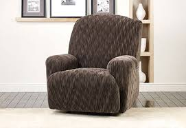 slipcover for recliner chair sure fit category recliner slipcover vcf ideas