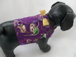 mardi gras collar etsy mardi gras harness vest dog harness vest custom made 13 95 via