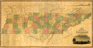 State Map Of Tennessee by Cabinetmaking In The Southern Backcountry The Ledger Book Of John