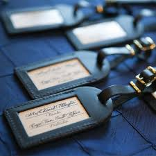 themed luggage tags 24 best curry s leather products inc wedding items images on