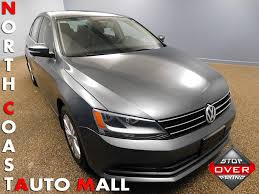 jetta volkswagen 2016 2016 used volkswagen jetta sedan 1 4t se w connectivity 4dr