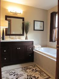 what color goes with brown bathroom cabinets master bath brown bathroom bathroom wall colors