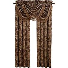 Swag Curtains For Living Room Swag Curtains U0026 Valances You U0027ll Love Wayfair
