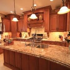 granite countertops with natural maple cabinets google search