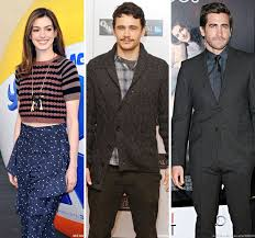 Anne Hathaway Vanity Fair Anne Hathaway In Clubhouse With James Franco U0026 Jake Gyllenhaal On