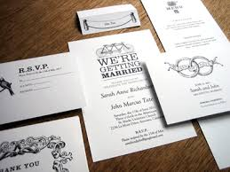 wedding invitation sets free vintage inspired wedding invitation kit