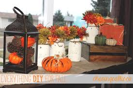 strictly diy fall decor chasing callie
