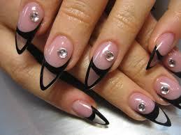 dashing stiletto nail designs nail laque and design ideas