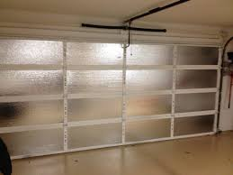 Home Garage Ideas by Tips Great Home Depot Garage Door Insulation For Better Garage