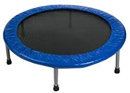 Mini Trampoline With Handrail Exercise Trampoline U2013 The Best Mini Trampoline Reviews