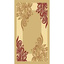 Plain Area Rug Red And Gold Area Rugs Cievi U2013 Home