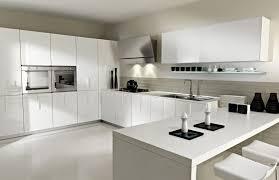 Affordable Modern Kitchen Cabinets Kitchen Beautiful U Shape White Cheap Modern Kitchen Decoration