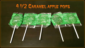 Where Can I Buy Caramel Apple Lollipops An At Home Halloween Inspired Workout Foodie Loves Fitness