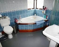 corner bath ideas home deco plans