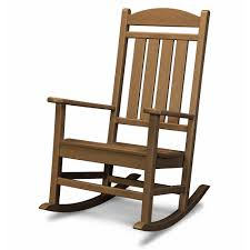 Hinkle Chair Company Polywood Reg All Weather Presidential Rocker Home Furniture