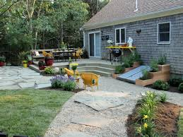 15 before and after backyard makeovers hgtv within the stylish and