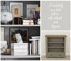 how to style a bookcase how to style a bookcase by carole poirot the oak furniture land blog
