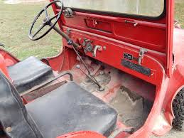 classic jeep cj 1949 cj 3a fire jeep gravette ar ebay ewillys