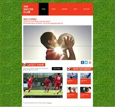 30 soccer club website themes u0026 templates free u0026 premium templates