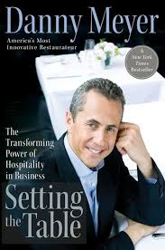 setting the table book setting the table danny meyer hardcover