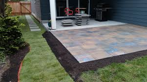 Slate Pavers For Patio by Portland Landscaping Landscaping In Portland Oregon