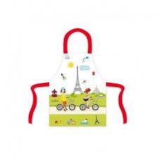 tablier de cuisine enfant de cuisine enfant petit vélib