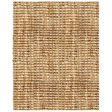Jute Area Rug Anji Mountain Andes 5 Ft X 8 Ft Jute Area Rug Amb0300 0058