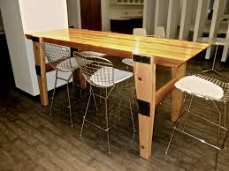 kitchen rustic dining table small dining table counter height