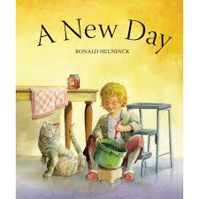 a new day waldorf board book by ronald heuninck