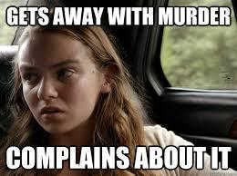 Murder Meme - homeland meme gets away with murder complains on bingememe