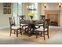 60 inch dining room table elements dining room stone 60 inch round table and 4 chairs