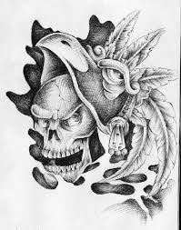 aztec tattoos and designs page 158