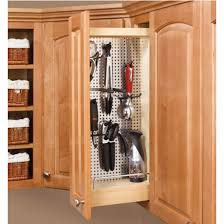 Pull Out Kitchen Cabinets Rev A Shelf Kitchen Upper Wall Cabinet Pull Out Organizer With