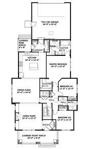 bungalow style floor plans bungalow style house plan 3 beds 2 5 baths 1915 sq ft plan 434