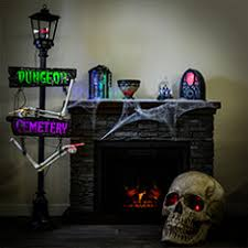 Halloween Decorations On Sale Canada by Shop Halloween Decorations At Lowes Com