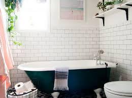 tile flooring ideas eclectic bathroom alexandra crafton