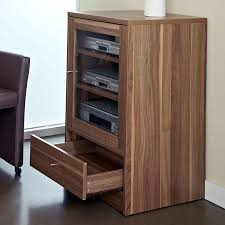 audio component cabinet furniture modern media centers series 100 a v cabinet eurway